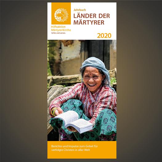 Jahrbuch 2020 - Länder der Märtyrer