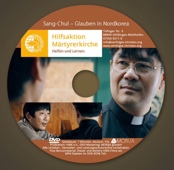 DVD - Sang-Chul : Glauben in Nordkorea