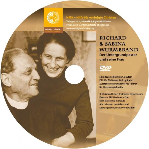 DVD - Richard & Sabina Wurmbrand