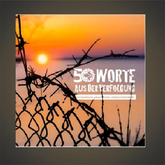 50 Worte aus der Verfolgung
