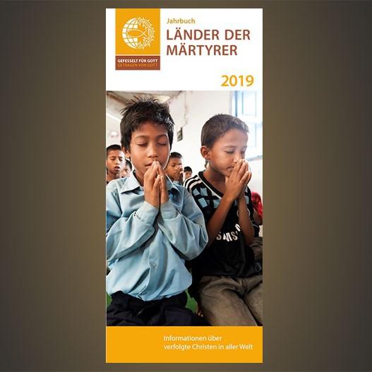 Jahrbuch 2019 - Länder der Märtyrer