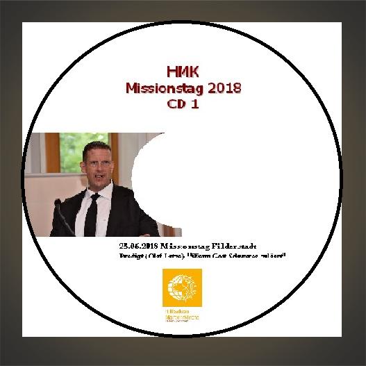 CD - HMK Missionstag 2018 Teil 1