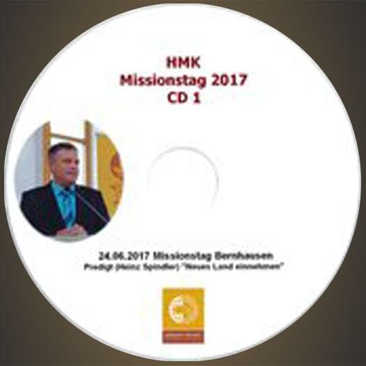 CD - HMK Missionstag 2017 Teil 1