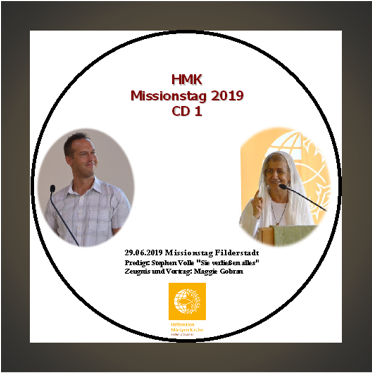 CD - HMK Missionstag 2019 Teil1